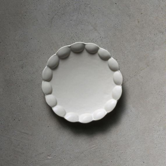 no./p006 flower plate (約15cm)