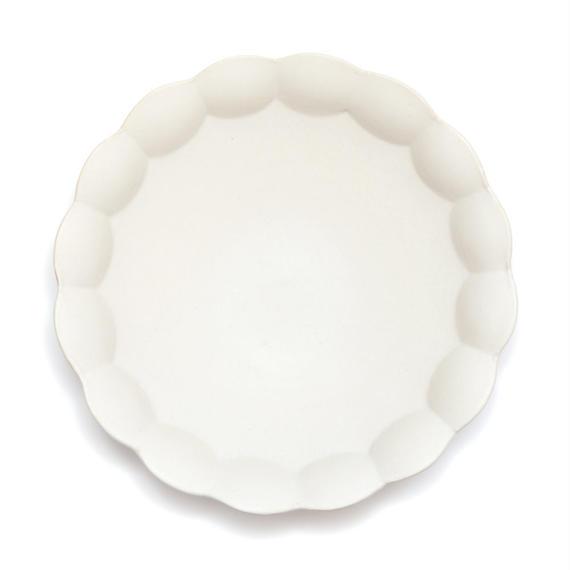 no./p016 flower plate(約24cm)