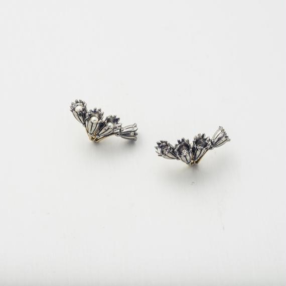 Snowflake earring
