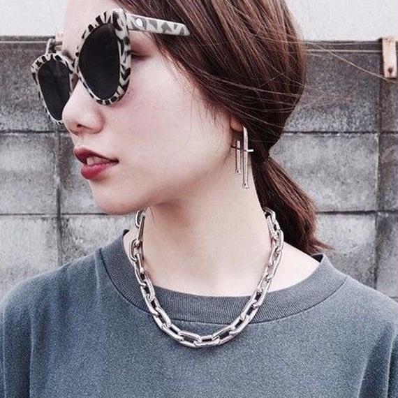 Industrial necklace (Bijou)