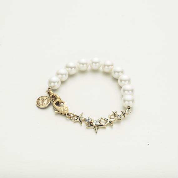 Star pearl bracelet