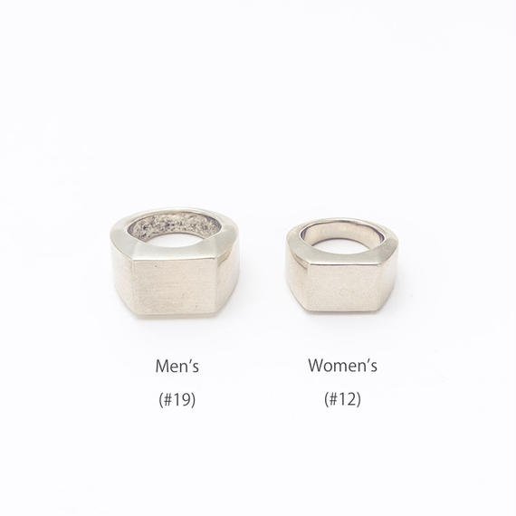 ID ring[Unisex line]