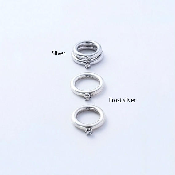 One bijou ring (1P)
