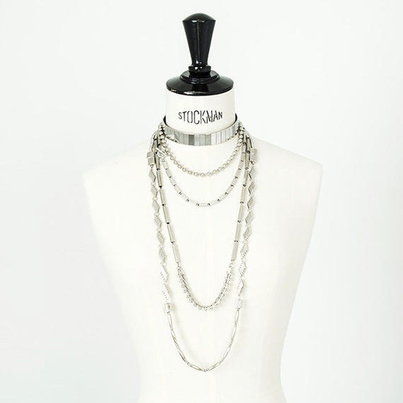 Layered necklace (Short)