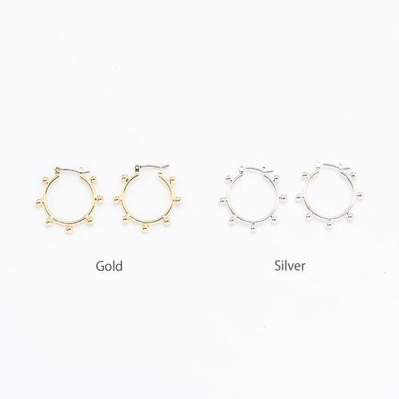 Gravel hoop pierce / Small