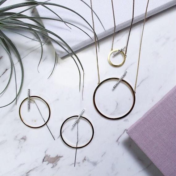 Étoile necklace (2P)