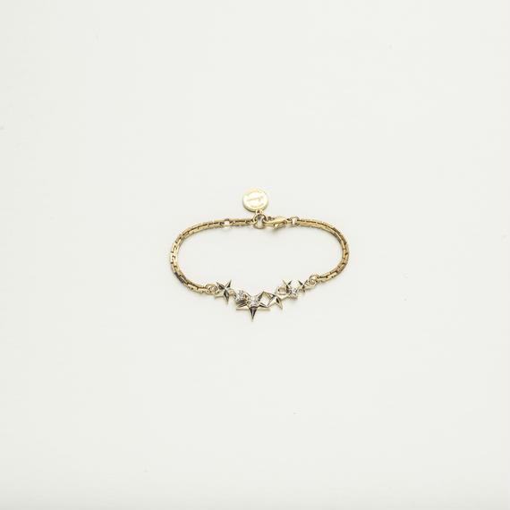Star motif bracelet