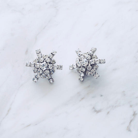Snow pierce / earing (1P)
