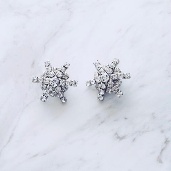 Snow pierce / earing (1P)
