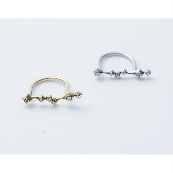 Constellation bar ring