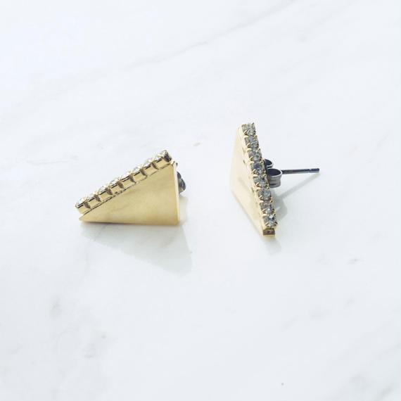 Graphic flat pierce  (Bijou)