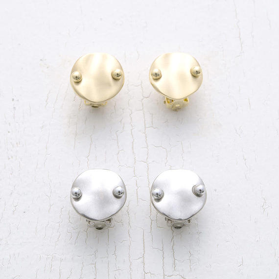 Ethical coin earing (Matte)
