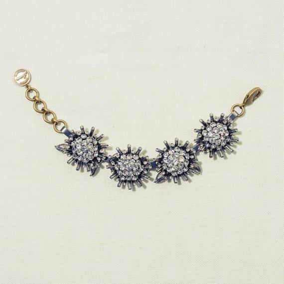Sun flower blacelet (Clear)