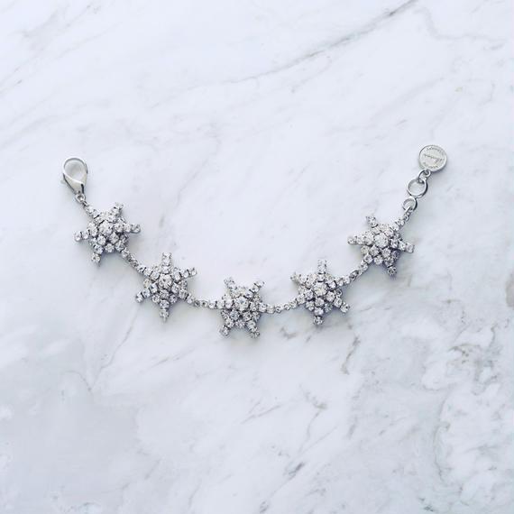 Snow bracelet