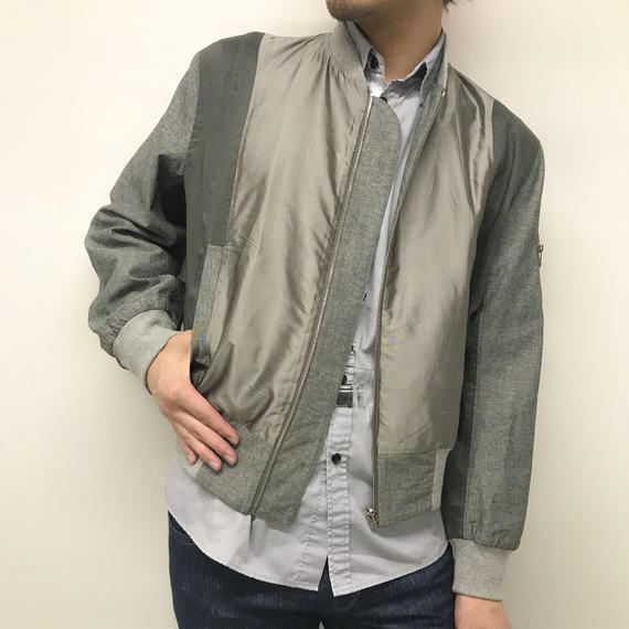 TAKAYA HIOKI / リバーシブルMA-1