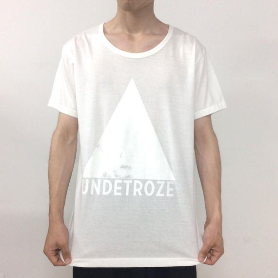 undetroze TRIANGLE T WHITE size 4