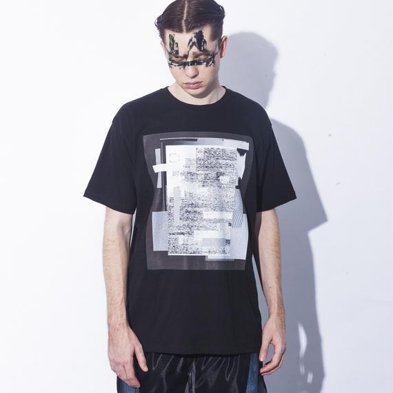 <受注アイテム> NICK NEEDLES / Noise T (LAYER) / BLACK