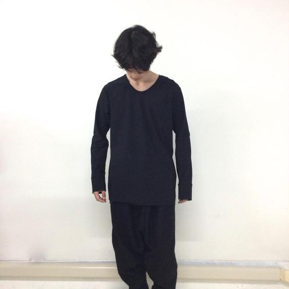 壱吾弐工機 102式ロングカットソー BLK