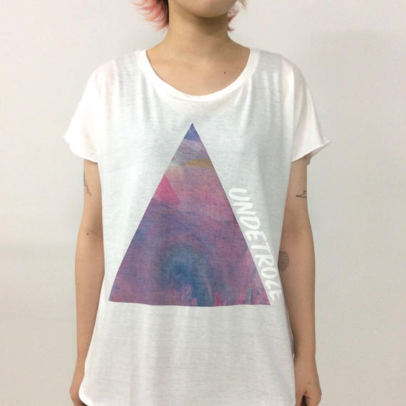 undetroze TRIANGLE T SIZE Free