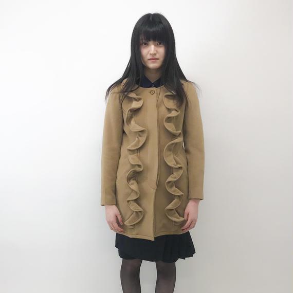 Grapeman / frill coat