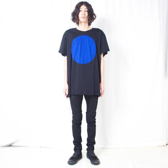 NICK NEEDLES / CIRCLE T / BLACK×BLUE