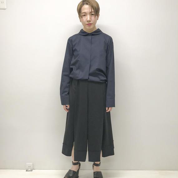 -niitu- / 分身スカート / BLACK