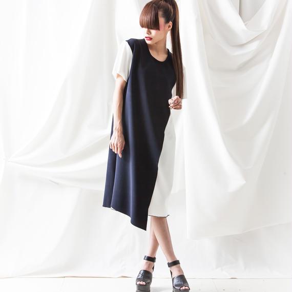 NICK NEEDLES Bi-color dress