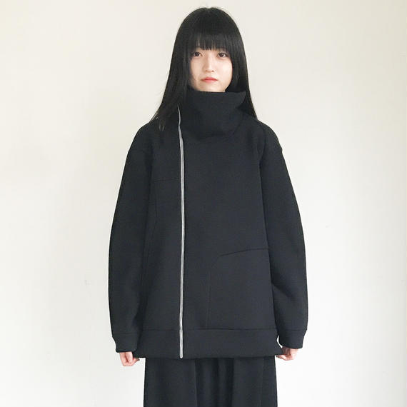 chloma / フォームドジャージ裏毛