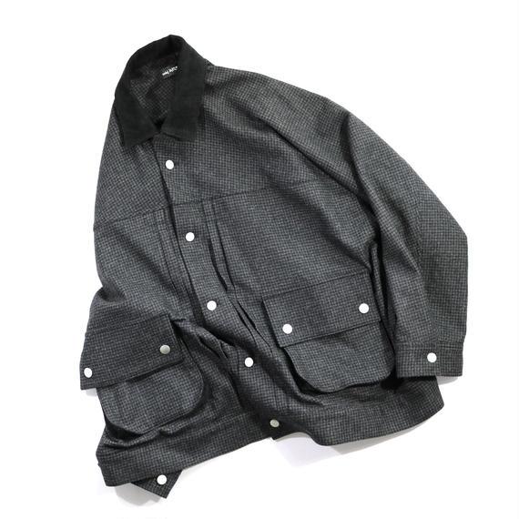 elephant TRIBAL fabrics  /  Hunting Jacket 2nd Type