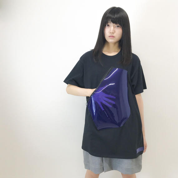 NICK NEEDLES / VINYL T / BLACK×BLUE