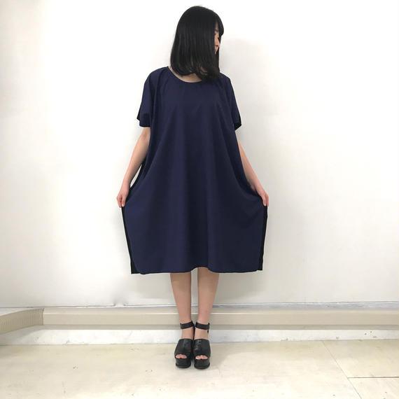 NICK NEEDLES / BI COLOR DRESS
