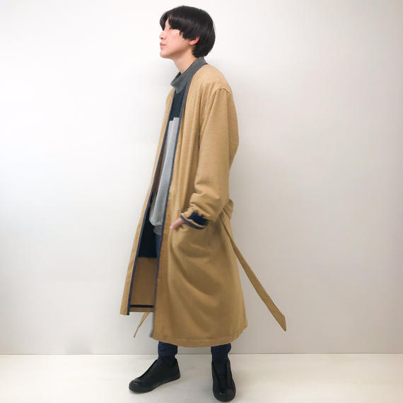 SHUTTLE /room gown /camel