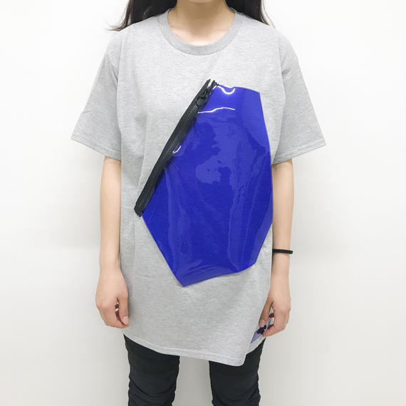 NICK NEEDLES / VINYL T / GRAY×BLUE