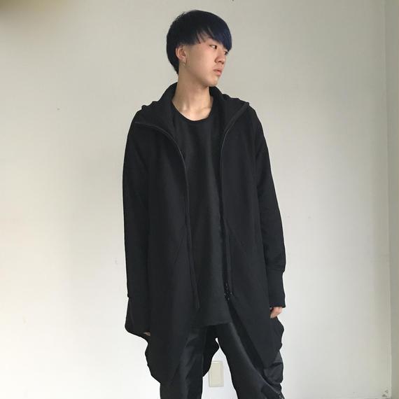 -niitu- / ゼータパーカー / black