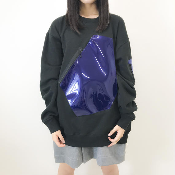 NICK NEEDLES / Harmony Sweat / BLACK×BLUE