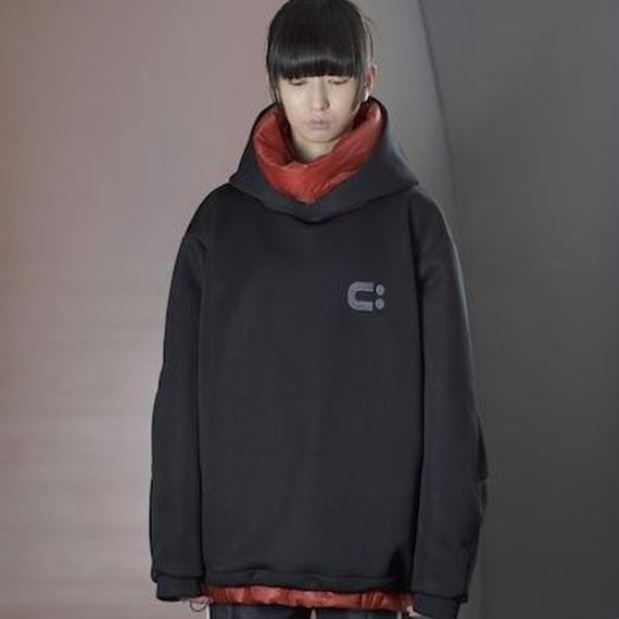 chloma / C:エイドパーカー  / ブラック