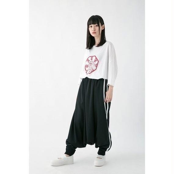 -niitu- / 三角ジャージ / ブラック