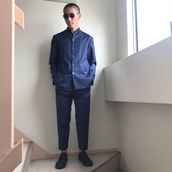 KONYA / スラックス blue