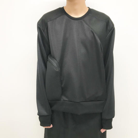 NICK NEEDLES / ASYMMETRY SWEAT