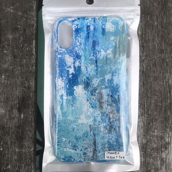 Kannnna /  iPhone X  CASE 3