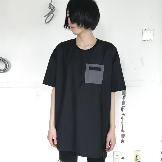 NICK NEEDLES / RAYON T / BLACK