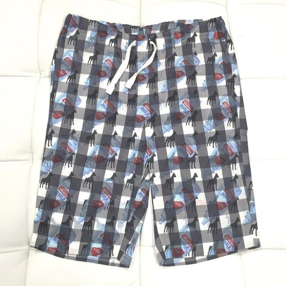 bodysong.Graphic Shorts