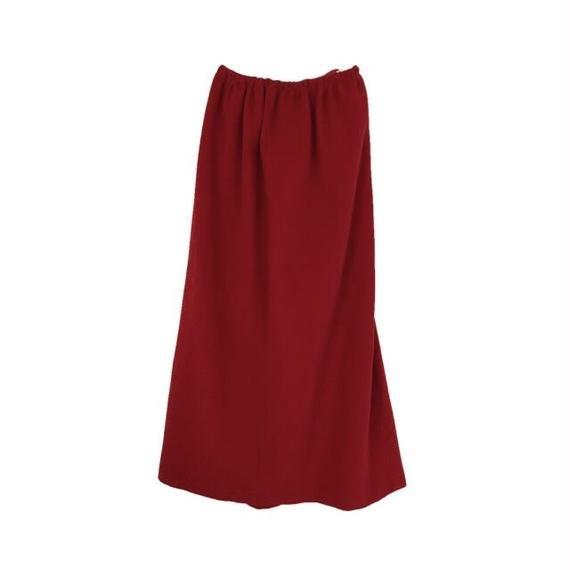 ARMANI wool skirt