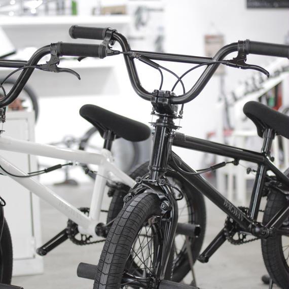 2018 (WAGWAN) Complete bikes *BLACK*WHITE*