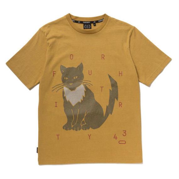 CAT S/S TEE