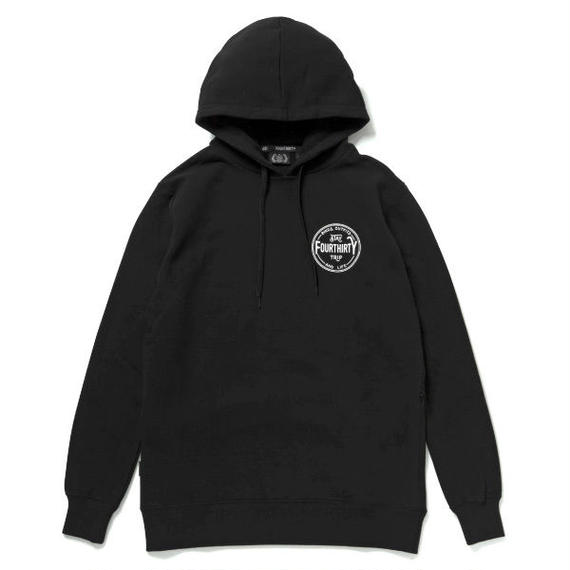 STAYTRIP CIRCLE LOGO P/O PARKA