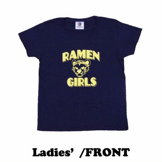 RAMEN GIRLS T-shirts(大阪ver.)