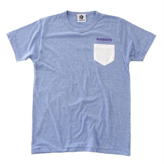 Contrast Pocket T-shirts