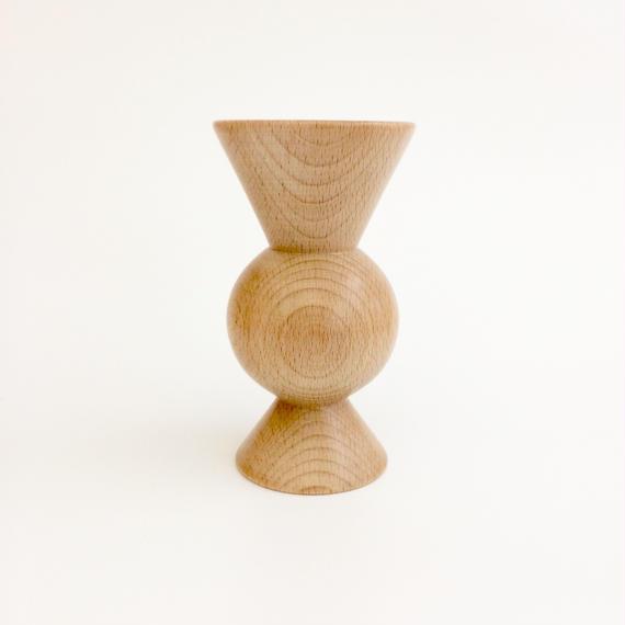 Flower  vase (a) ナチュラル
