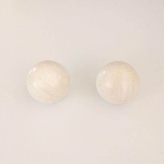 Earrings  a ホワイト